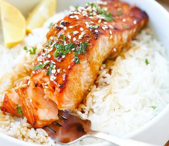 Japanese Salmon